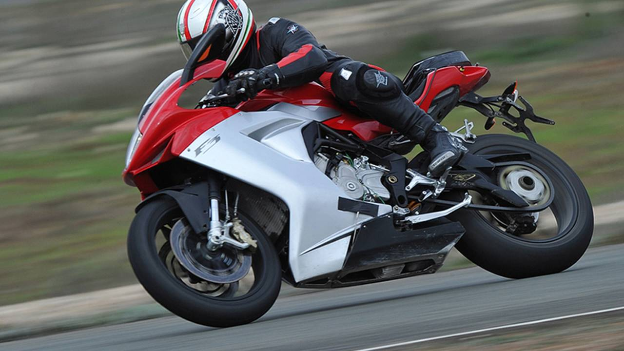 Why can't you buy an MV Agusta F3 yet?
