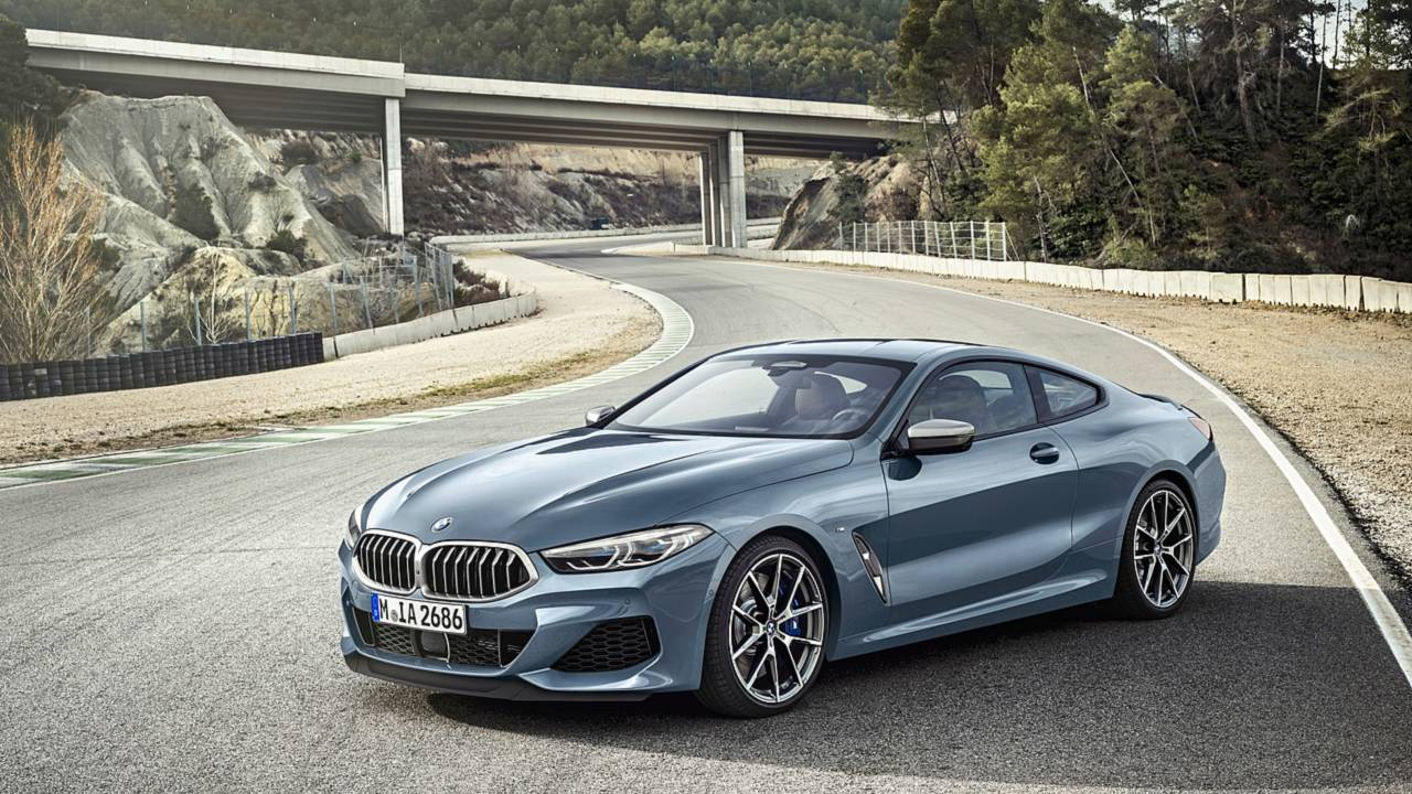 2019 Bmw 8 Series Starts At 111 900 Arrives In U S In
