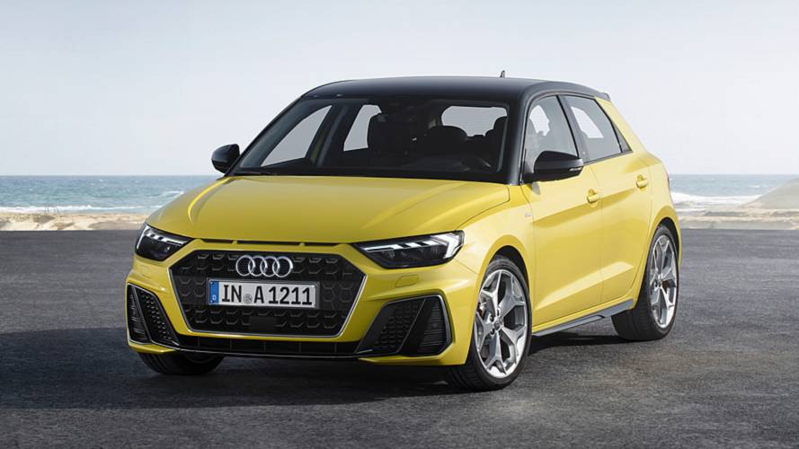 2019 Audi A1 Sportback is a handsome half pint with up to 200-bhp