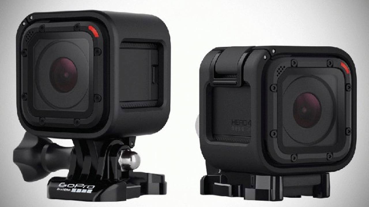 The All New GoPro Hero4 Session