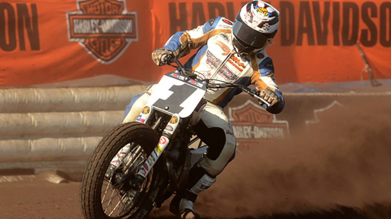 8 Things You Didn't Know About America's Original Extreme Sport - AMA Pro Flat Track Motorcycle Racing