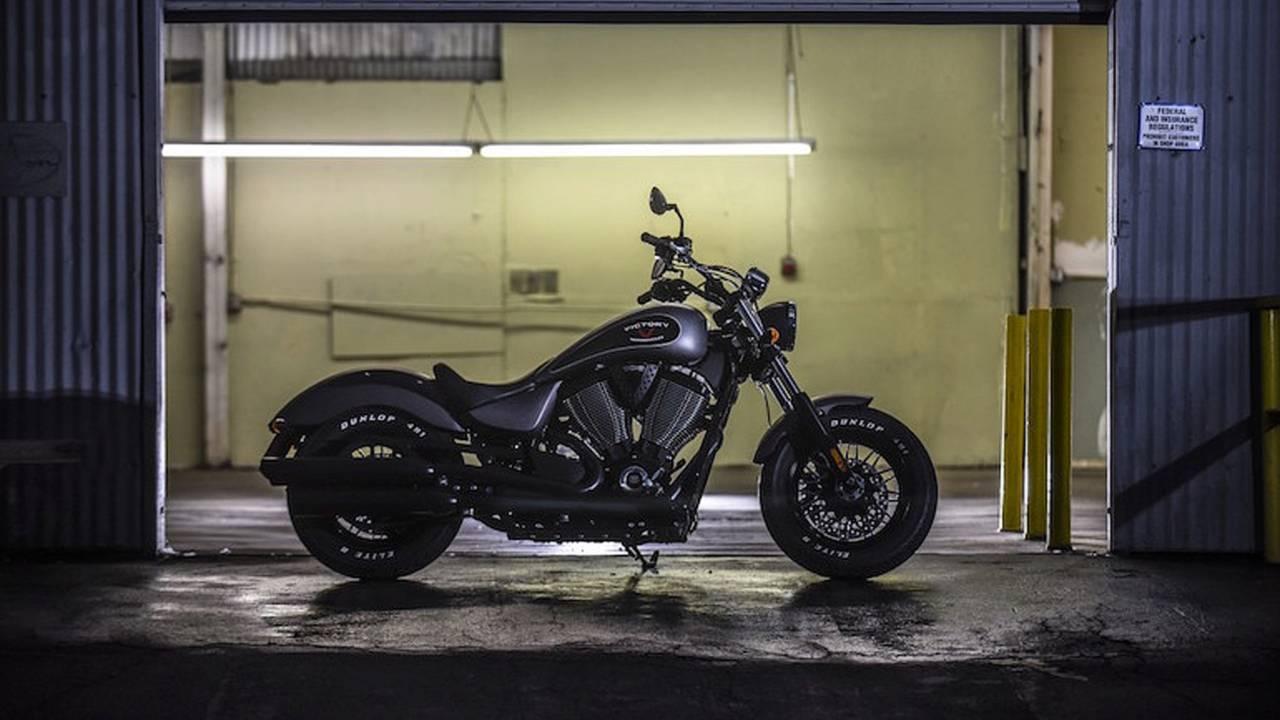 Polaris Pulls Plug on Victory Motorcycles