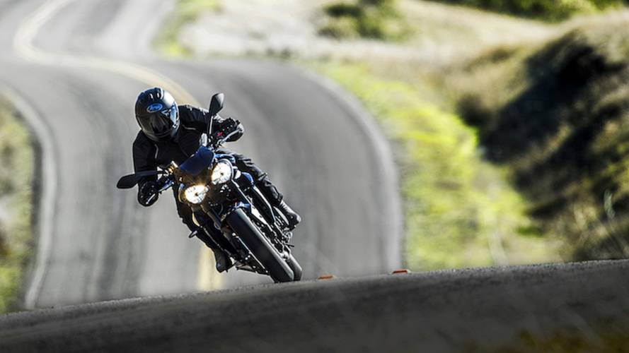 Triumph Unveils All-New 765cc Street Triple Range