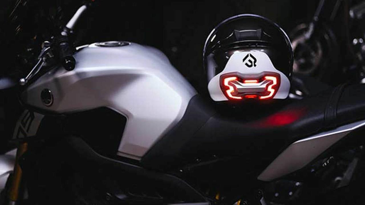Be Seen - Brake Free Helmet-Mount LED Brake Light