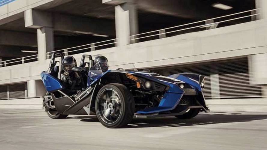 Polaris Slingshot's Full Court Press