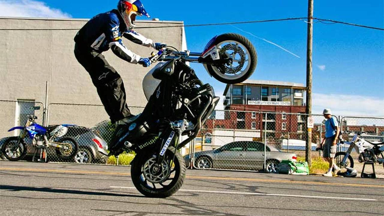 How To Wheelie Like a Starboy in Three Years or Less