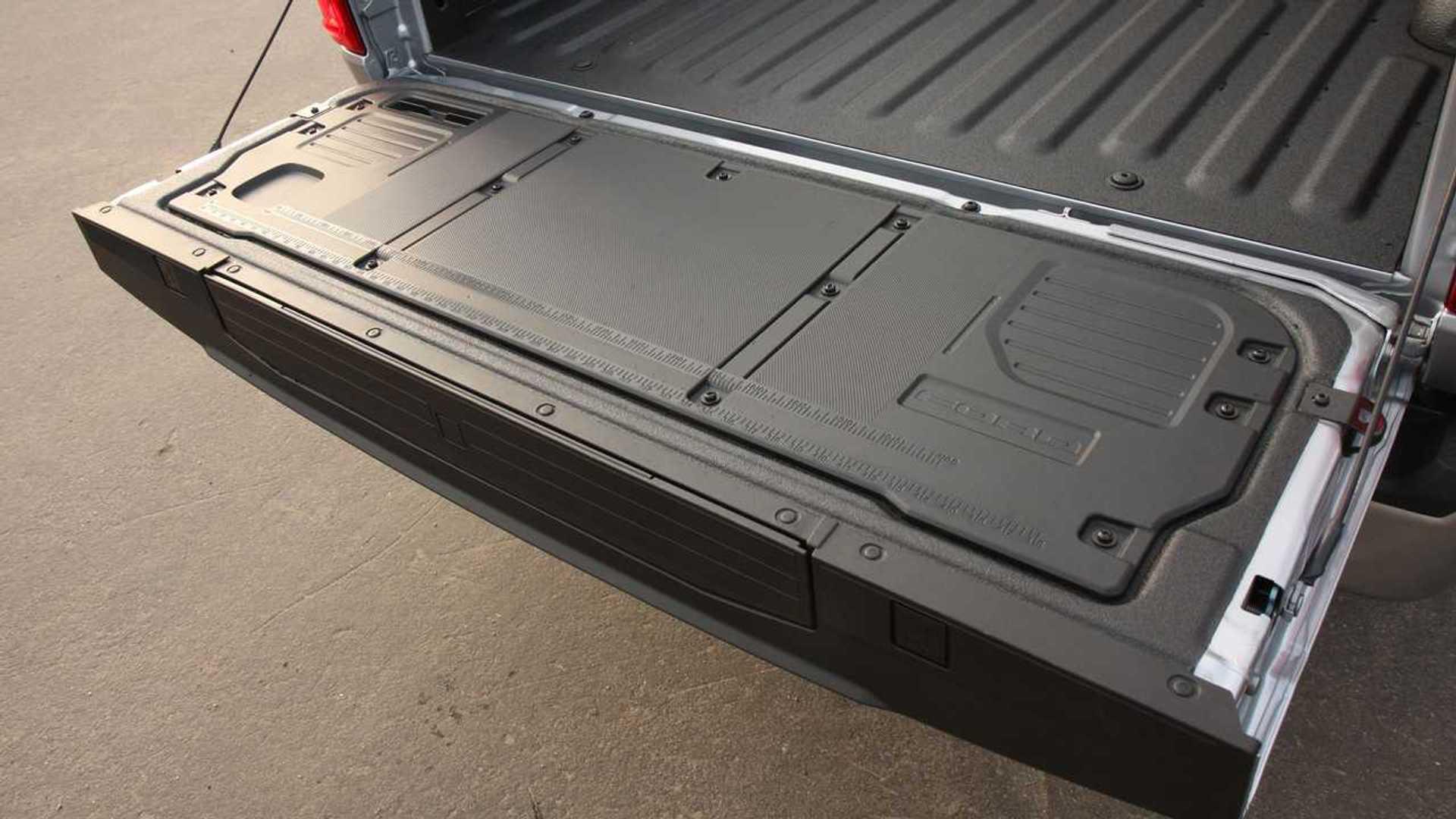 Торговая марка Ford Flexbed может стать конкурентом GMC MultiPro в задней двери