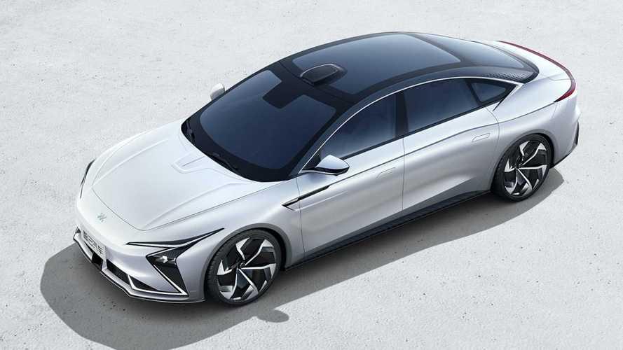 China: SAIC Introduces Zhiji Motor's IM EV