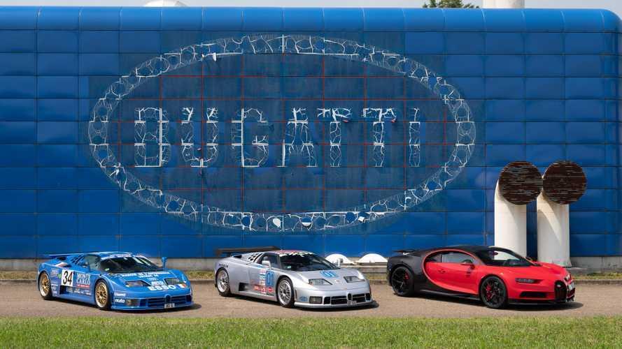 La Fabbrica Blu Bugatti compie 30 anni e li festaggia il 13 settembre