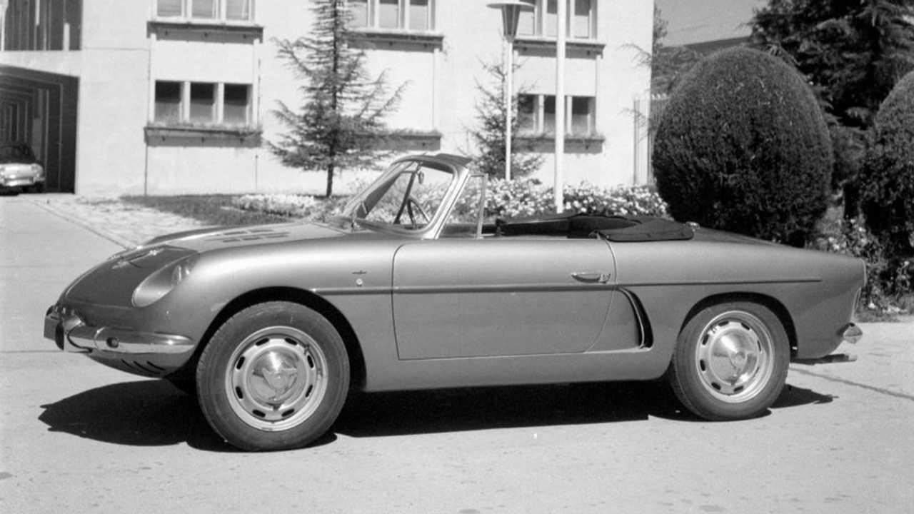 Alpine A108 и расширение географии – 1957 год