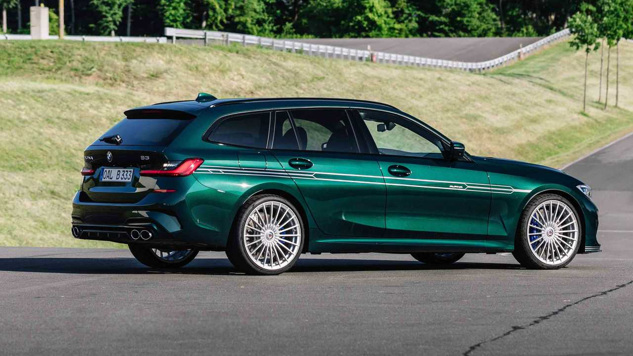 Performance-Kombis 2020 - BMW Alpina B3 und D3 S