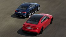 Audi RS 5 Coupé y Audi RS 5 Sportback 2021