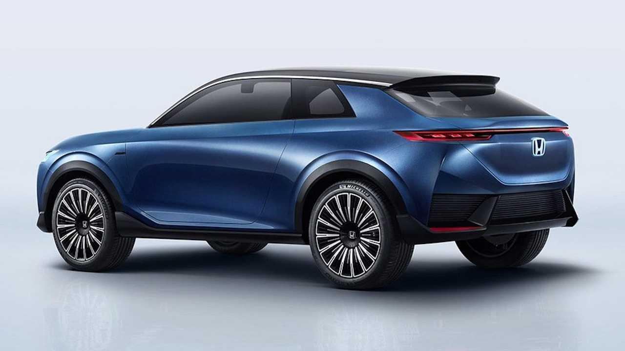 Honda SUV: concetto