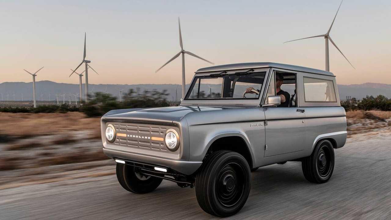 Ford Bronco от Zero Labs
