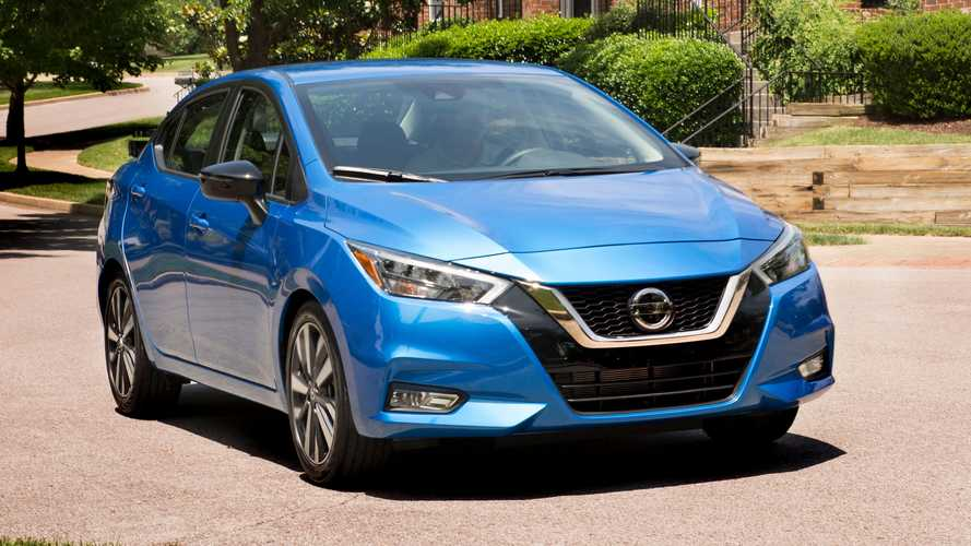 2021 Nissan Versa Remains One Of Cheapest Cars You Can Buy
