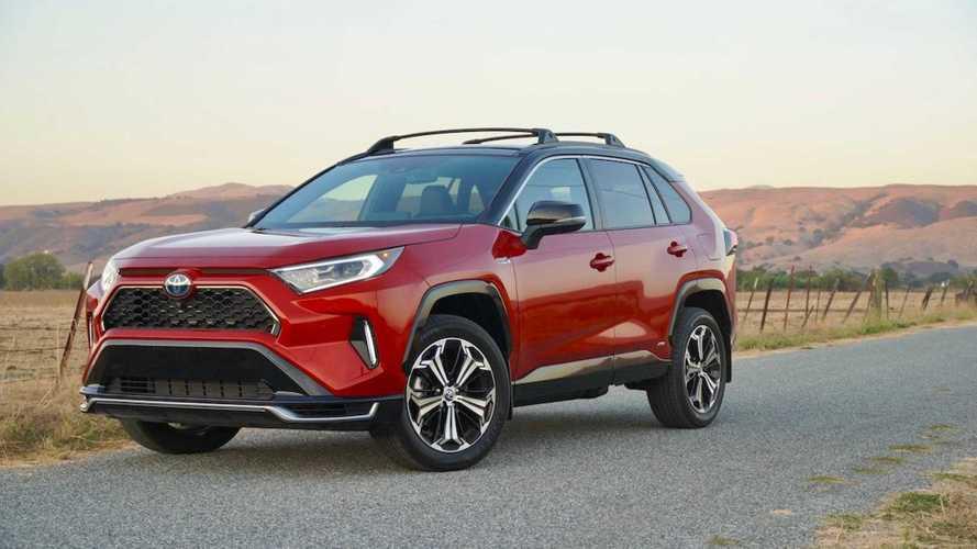Já dirigimos: Toyota RAV4 Prime híbrido plug-in tem o melhor de dois mundos