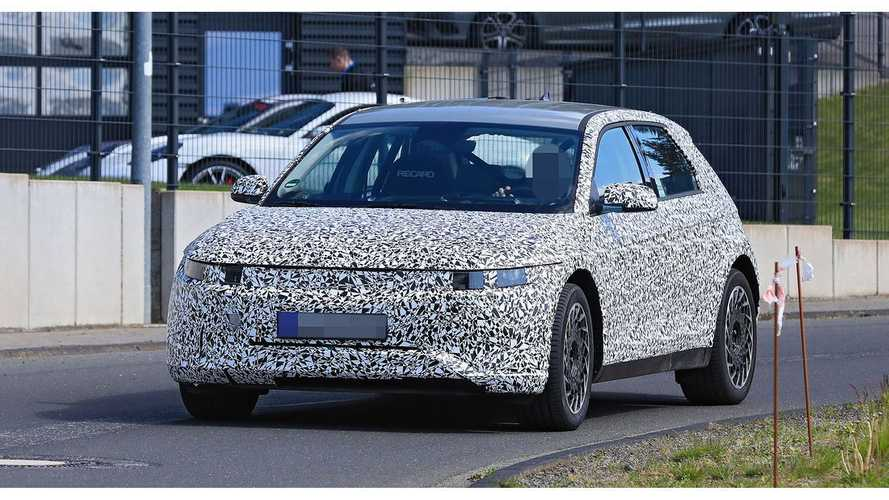 Hyundai 45 Spy photos