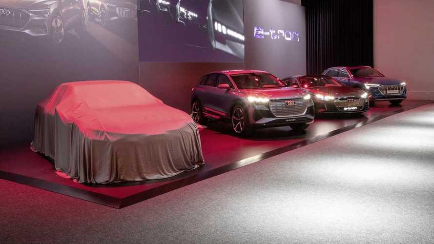 Audi, nel 2021 una nuova auto elettrica per sfidare Tesla