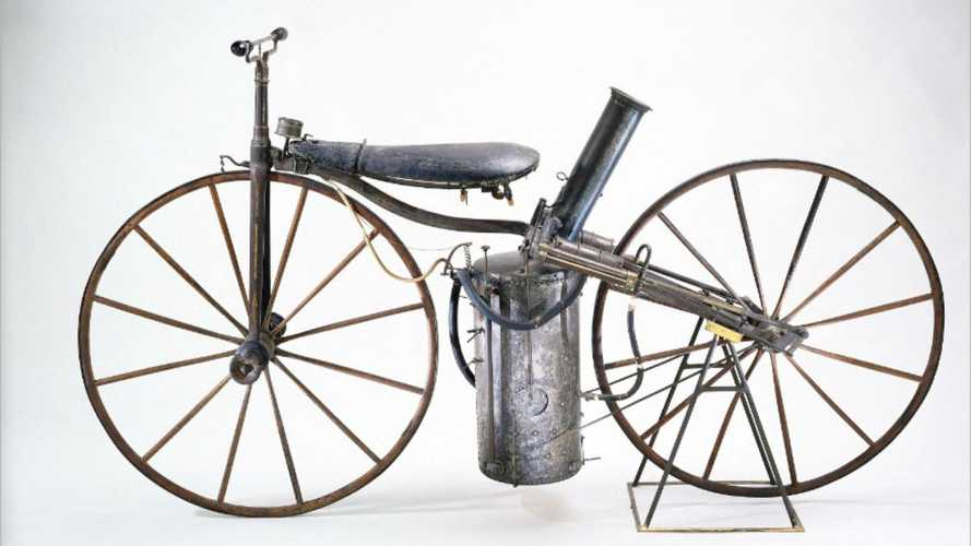 Cycleweird: The Roper Steam Velocipede