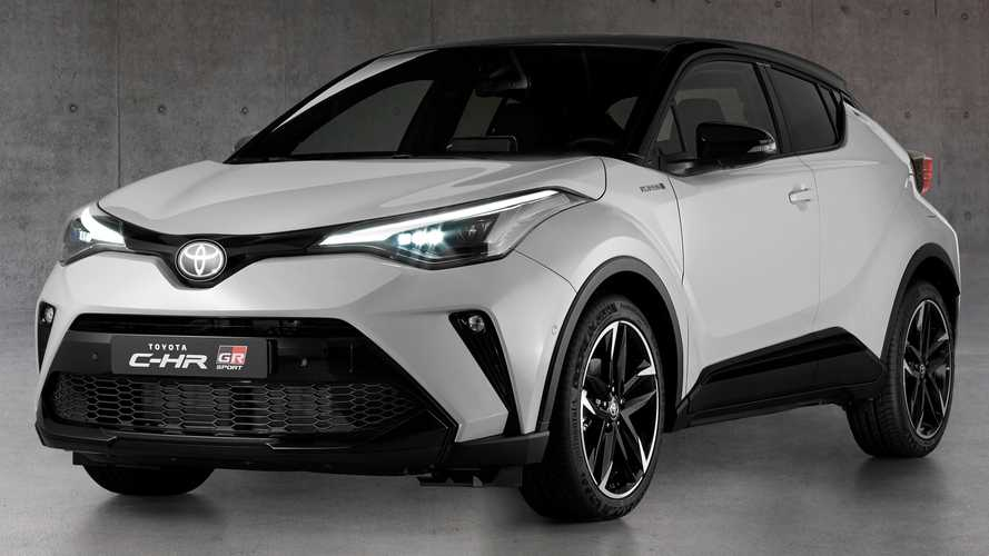 Toyota C-HR GR Sport Revealed For Europe With (Mostly) Visual Upgrades