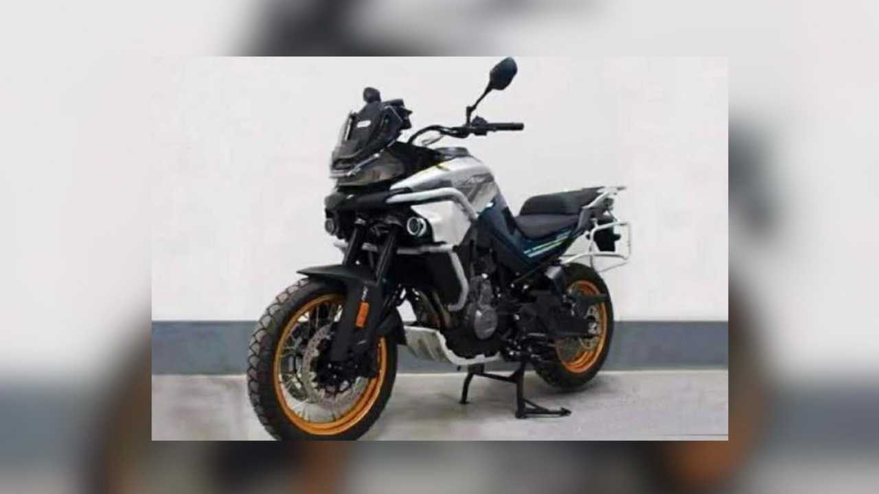 CFMoto 800MT Unveiled For The First Time