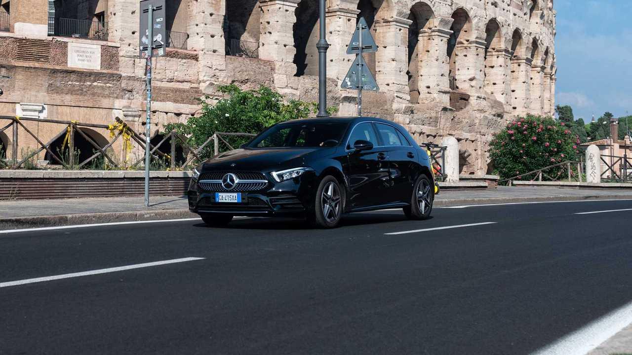 Mercedes-Benz A250e Plug-in Hybrid EQ Power