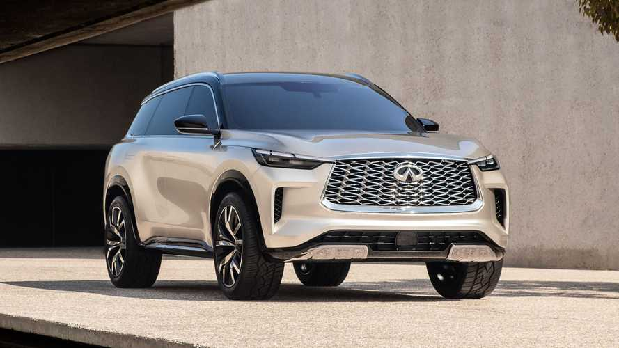 First Look: We Get Cozy With The Next-Gen Infiniti QX60 Monograph Prototype