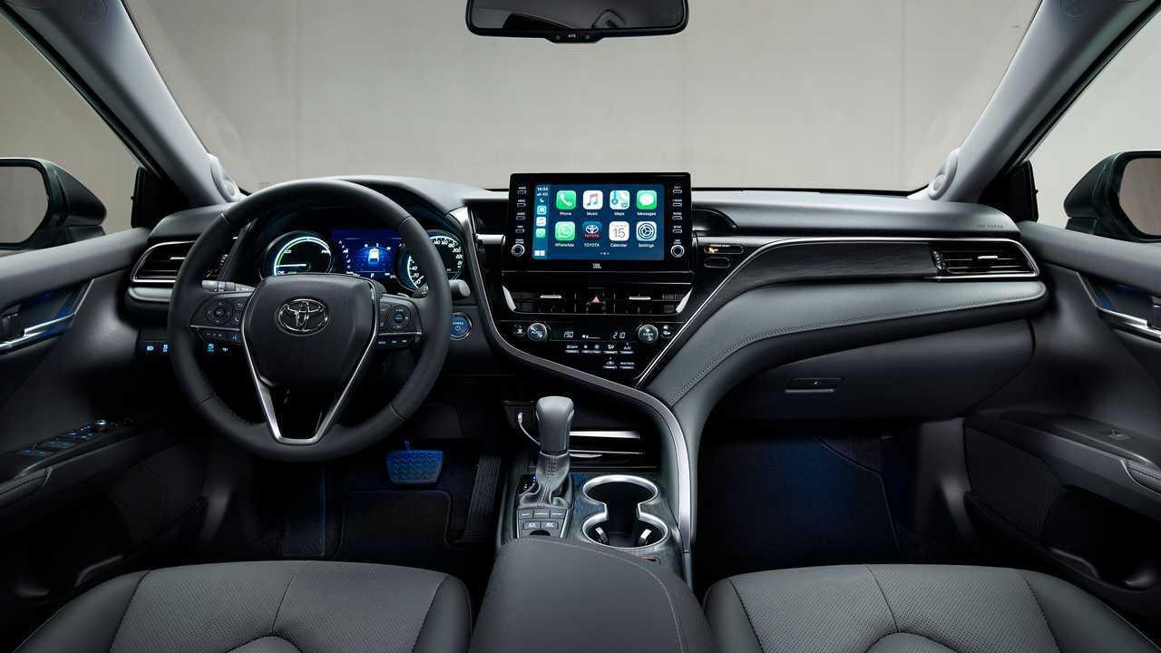 Toyota Camry Facelift Dan Sistem Infotainment Baru Untuk Eropa
