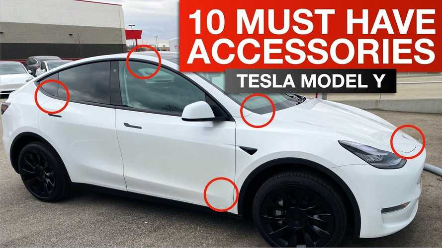 Tesla Model Y: Check Out These 10 Must-Have Accessories