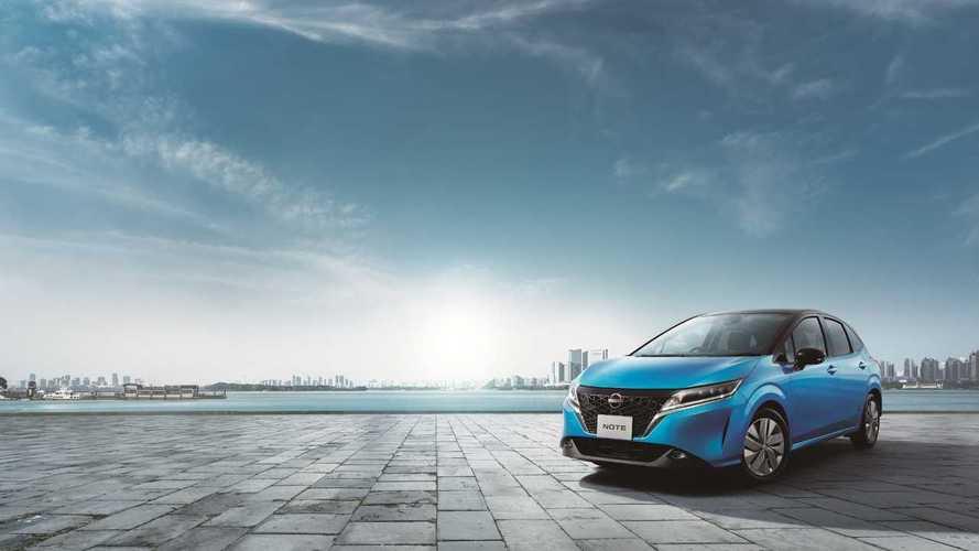 Kurang Pasokan, Nissan Pangkas Produksi Note