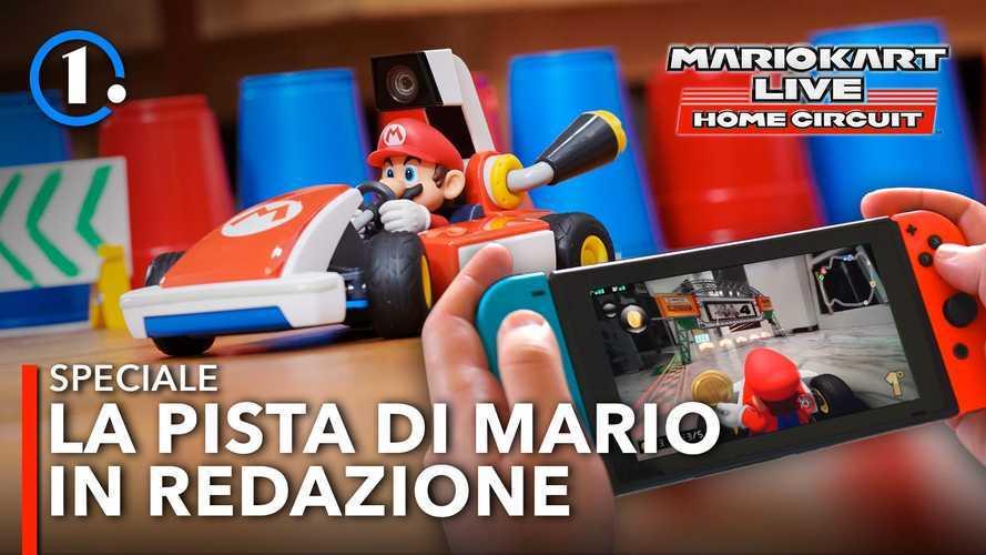 Mario Kart Live Home Circuit, abbiamo provato la sua realtà aumentata