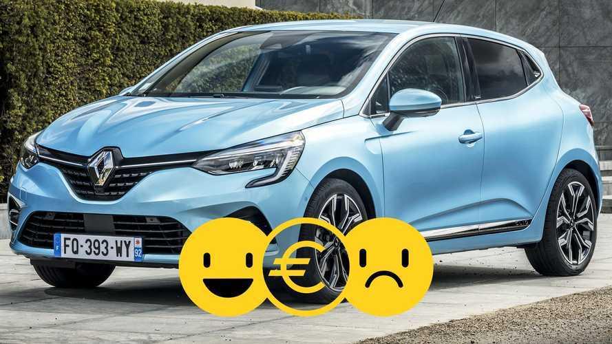 Promozione Renault Clio Hybrid, perché conviene e perché no