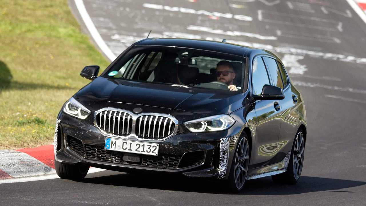 BMW 128 ti (2020) im Test