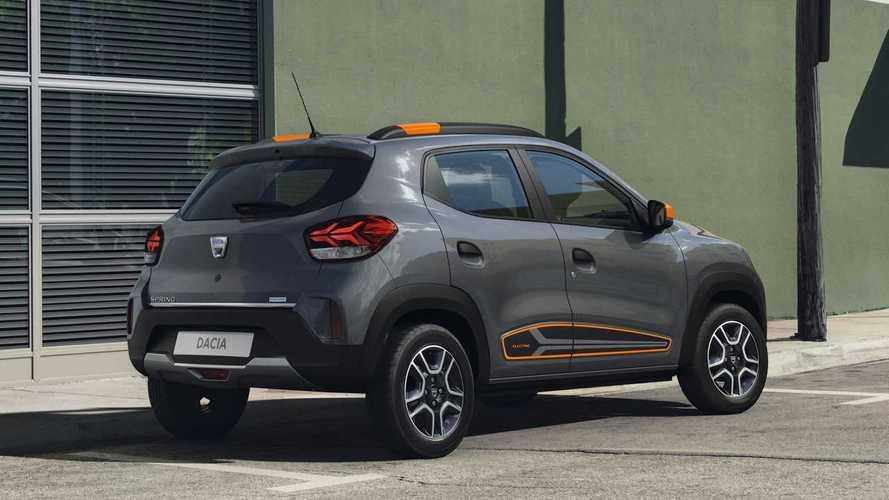 Leclerc va louer la Dacia Spring à seulement 5 € par jour !