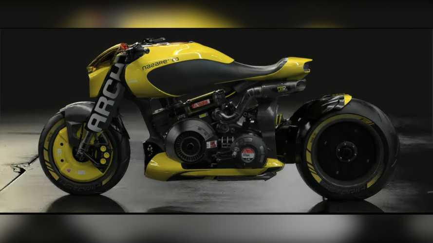 Cyberpunk 2077 Launches Arch Motorcycle Into The Future
