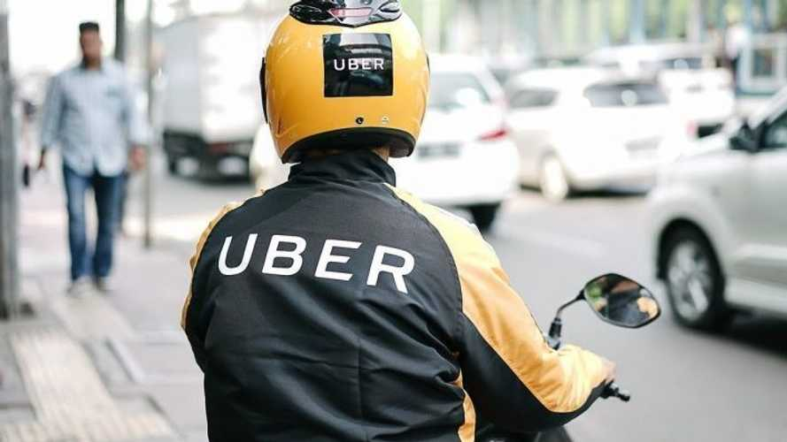 Uber Expands Motorcycle Ride-Hailing Service To Paris