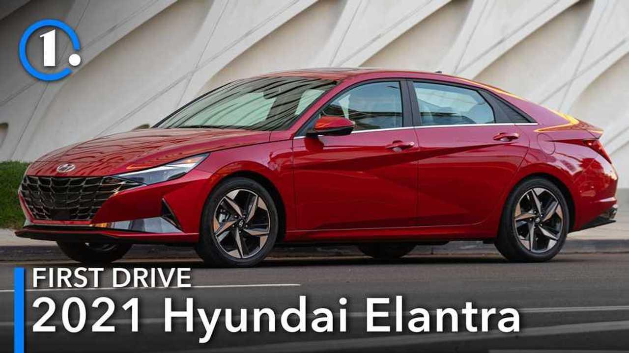 2021 Hyundai Elantra First Drive