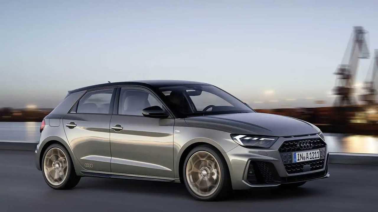 10. Audi A1 Sportback 35 TFSI