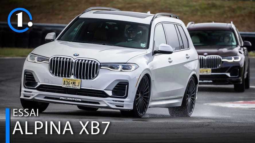 Essai Alpina XB7 (2020) - Un gros engin de 612  ch
