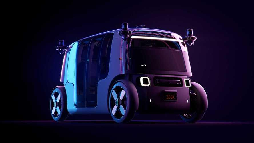 Zoox: Amazons Robotaxi mit Elektroantrieb