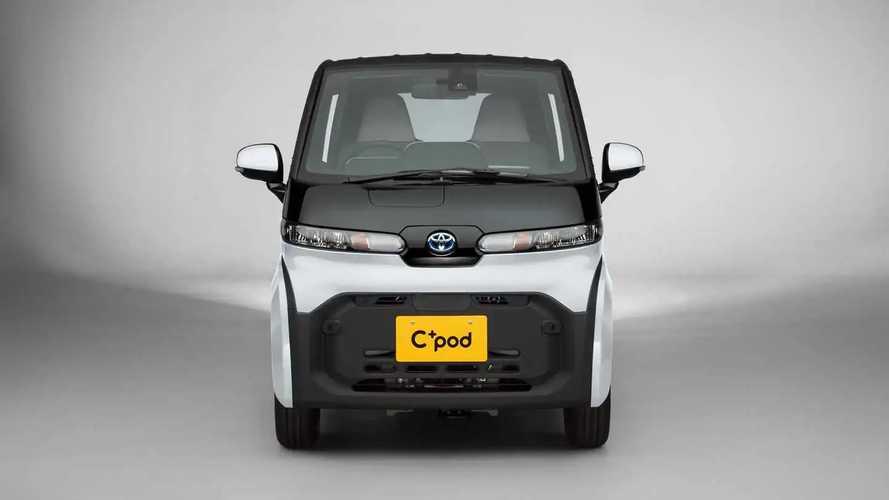 Toyota C*pod