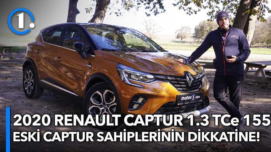 2020 Renault Captur 1.3 TCe 155 Icon | Neden Almalı?