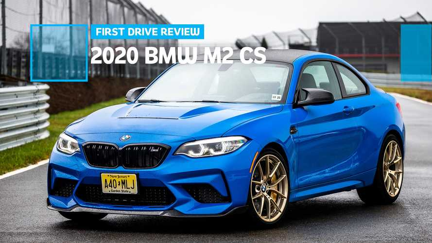 2020 BMW M2 CS First Drive Review: Mind Eraser