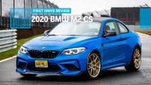 2020 bmw m2 cs first drive