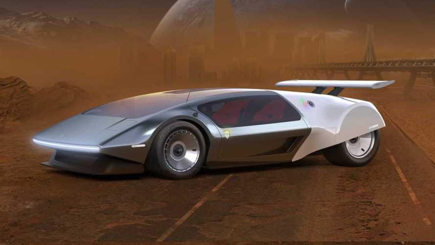 Glickenhaus SCG 009 Concept, un prototipo de hidrógeno y aspecto retro