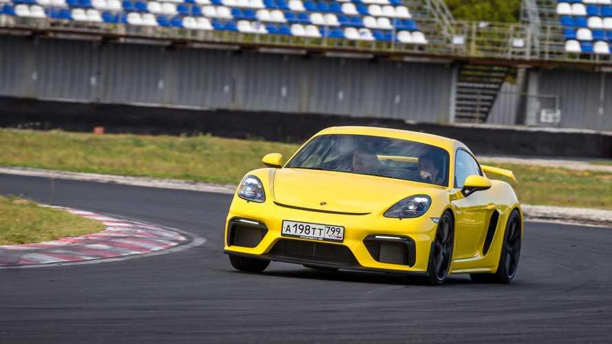 Палка о двух концах: радуемся и страдаем в Porsche 718 Cayman GT4