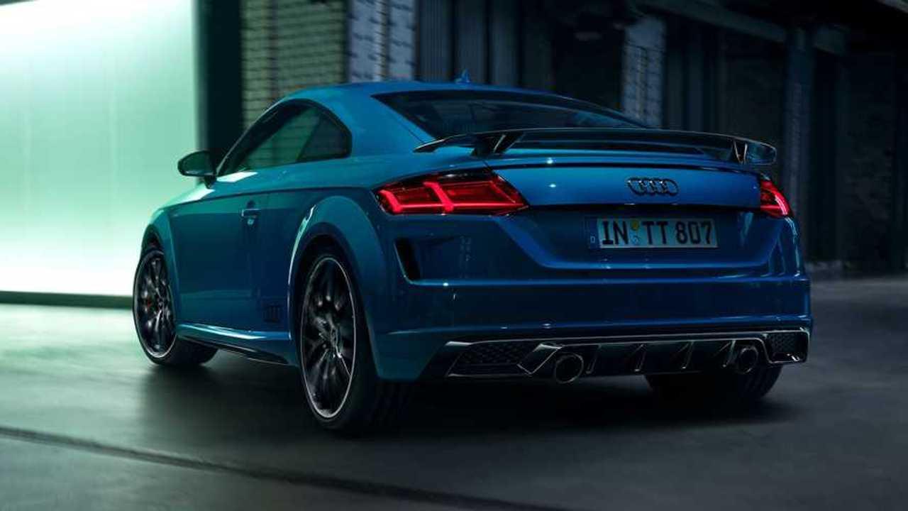 2020 Audi TTS Line Competition Plus