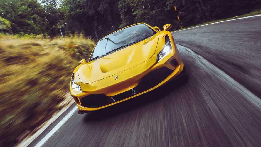Ferrari F8 Spider: видеотест 720-сильного суперкара из Маранелло