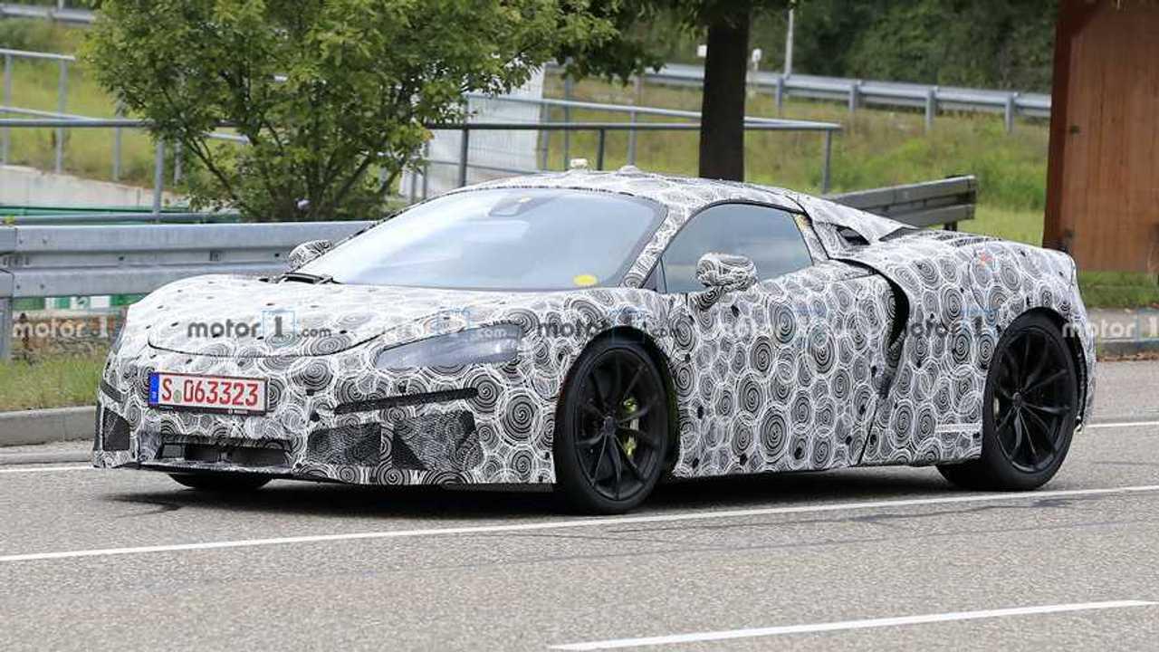 McLaren Sports Series Hybrid