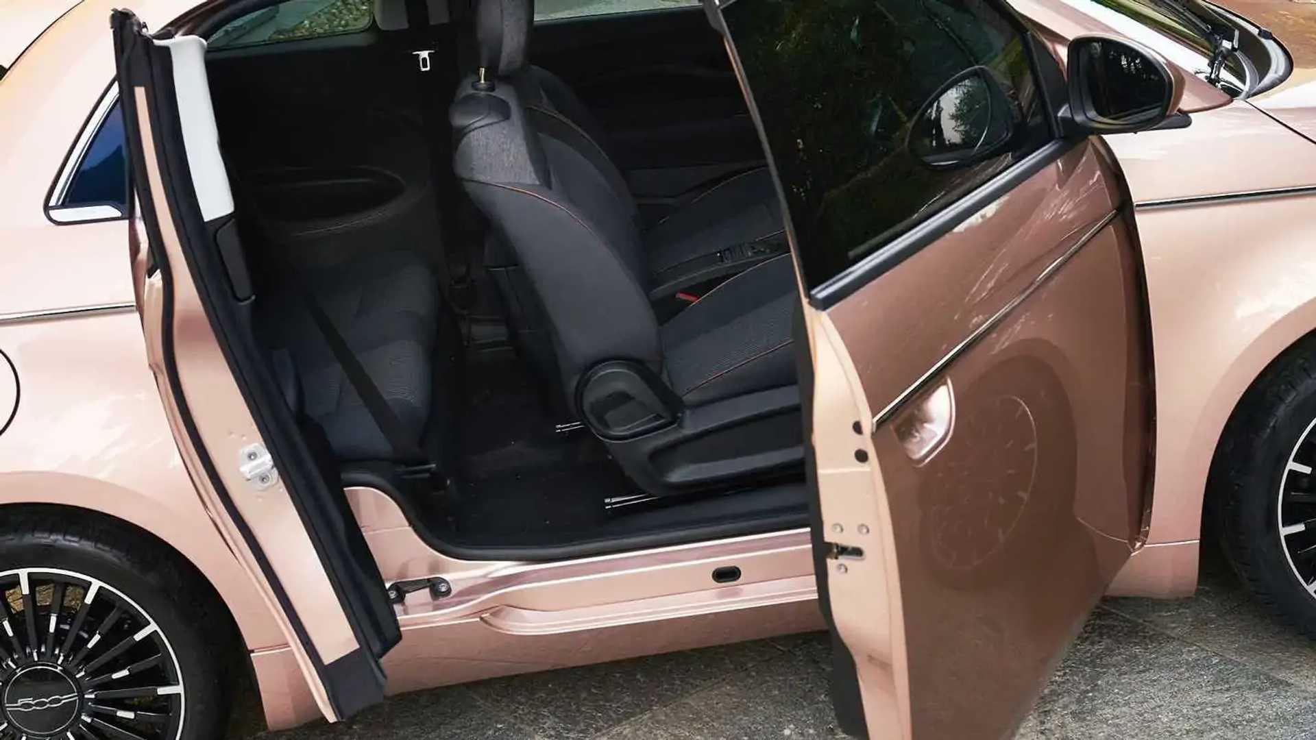 Fiat 500 Eletrico Que Vira Ao Brasil Ganha Versao 3 Portas Veja Fotos